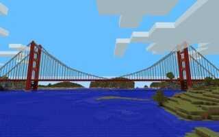 Лучшие советы по строительству мостов в Minecraft