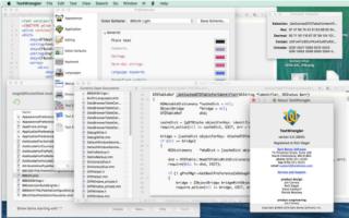 Альтернативы Notepad ++ для Mac