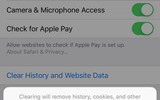 Apple iPhone 7 и iPhone 7 Plus: как очистить кэш