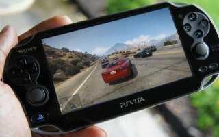 Как установить файлы игр PSP ISO и CSO на Vita