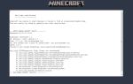 Плохие драйверы видеокарты Crash Minecraft на Windows