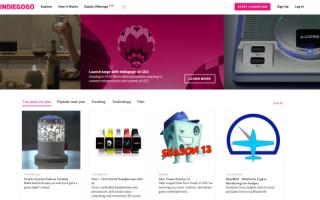 Лучшие краудфандинговые сайты для вашего нового предприятия