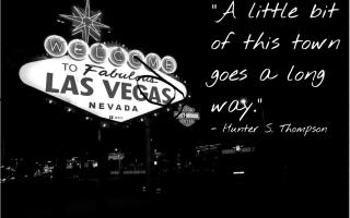 76 подписей в Instagram для Лас-Вегаса