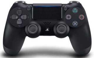 Устранить проблемы с подключением контроллера PlayStation 4