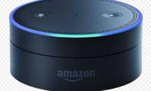 Как изменить язык по умолчанию на Echo Dot