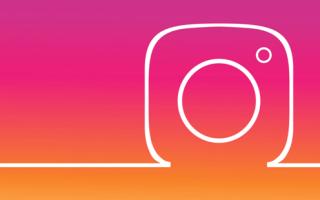 Идеальный размер фото в Instagram
