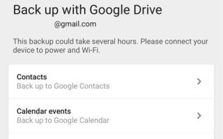 Как перенести ваши контакты и данные с iPhone на Android
