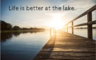 80 подписей к озеру на выходные в воде — июнь 2019 г.