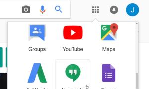 Как поделиться своим экраном с Google Hangout