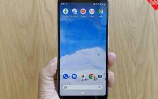 Технические советы: Android 10 обеспечивает поддержку двух SIM-карт в режиме ожидания на смартфонах Pixel 3a, вот как его использовать