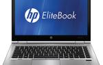 Загрузка и обновление драйвера HP Elitebook 8460p для Windows