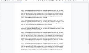 Как поместить изображение за текстом в Google Docs