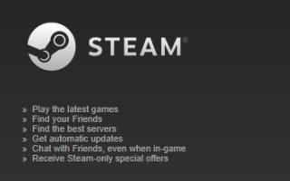 Решено: Steam Games не запускается на Windows 10