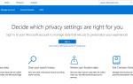 Как удалить личную информацию из Cortana и других служб Microsoft