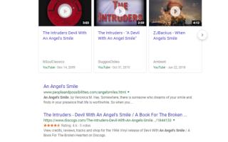 Как найти музыкальное видео, не зная названия