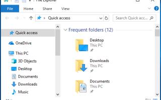 Исправление Windows Explorer продолжает сбой
