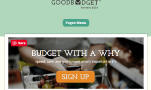 GoodBudget — всеобъемлющий обзор