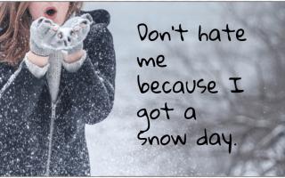65 снежных и ледяных подписей, чтобы отпраздновать зиму