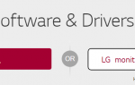 Проблемы с драйверами монитора LG в Windows 10, 7, 8.1