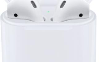 Как сложно перезагрузить Apple AirPods