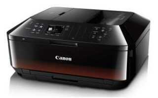 Canon MX920 Printer Драйвер скачать для Windows