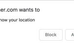 Как подделать ваше местоположение в Google Chrome