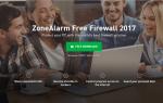 Лучшее бесплатное программное обеспечение брандмауэра — август 2017