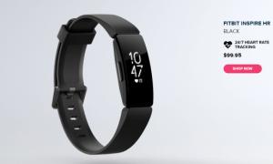 Какой самый новый Fitbit Out прямо сейчас?