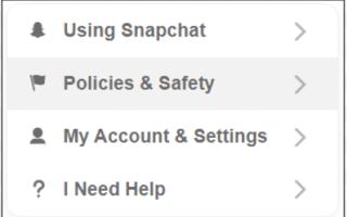Как получить взломанный аккаунт в Snapchat