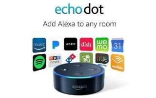 Как совершать телефонные звонки с помощью Amazon Echo