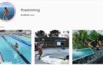 Лучшие хэштеги для плавания в воде от Instagood