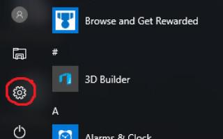 Настройки синхронизации между устройствами в Windows 10