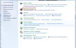 Как открыть порт в брандмауэре Windows в Windows 7