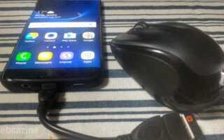 (Galaxy S7 Edge): как управлять телефоном с помощью мыши и клавиатуры?