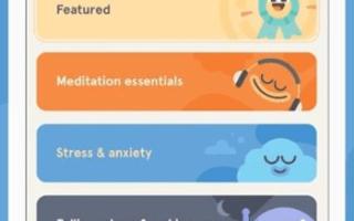 Спокойствие против Headspace — что лучше?