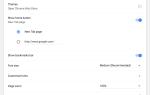 Как сделать так, чтобы Facebook вошел на главную страницу в Google Chrome