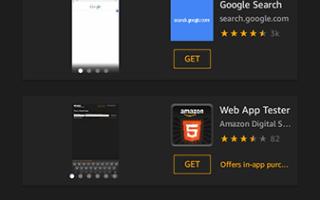 Как установить Google Play Store на планшет Amazon Fire