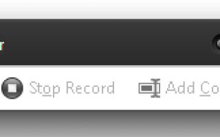 Как сделать снимок экрана с помощью курсора мыши
