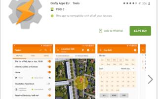 5 лучших профилей Tasker для Android Automation