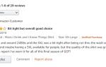 Как сообщить о поддельных отзывах на Amazon