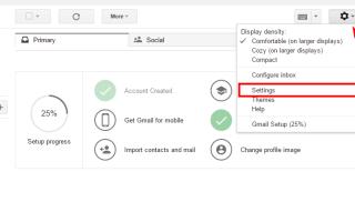 Каковы настройки Gmail IMAP и как их включить и использовать