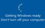 Исправить зависание ПК при получении Windows Ready
