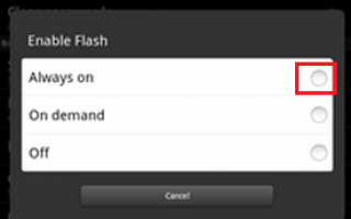 Как установить Flash Player на Kindle Fire