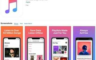 Лучшие офлайн-приложения для музыки без WiFi для iPhone