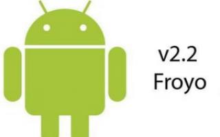 Как прошить Android 2.2 Froyo на русскую Motorola Milestone — русификация