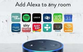 Как восстановить заводские настройки Amazon Echo Dot