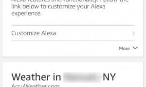 Как связать Spotify с Amazon Echo