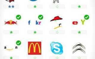 Logo Quiz: Угадай компании по их логотипам
