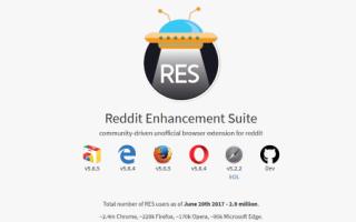 Лучшие расширения Reddit Chrome