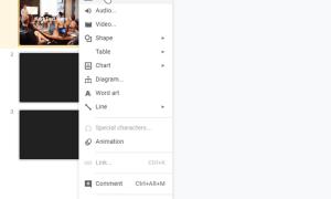 Как автоматически воспроизводить аудио в Google Slides